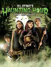 Ver Pelicula R.L. Stine's The Haunting Hour: No lo pienses Online