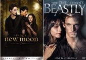 Ver Pelicula ¿Pensaste que ser adolescente era difícil? Intenta ser un monstruo adolescente literal: The Twilight Saga- New Moon (edición de un solo disco) & amp; Beastly 2 DVD Pack Online