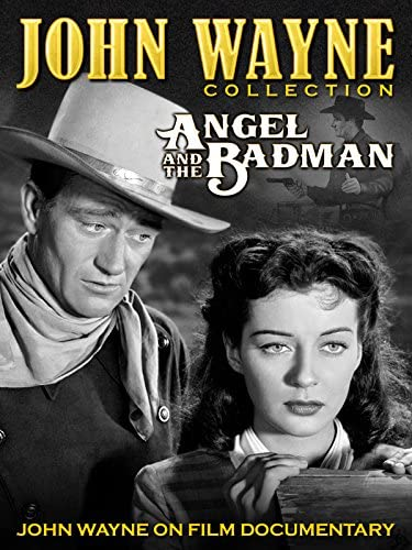 Pelicula Colección John Wayne - Angel and the Badman / John Wayne en el documental de cine Online