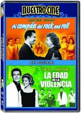 Ver Pelicula Al compas del rock and roll (marcado con el rock and roll) / La edad de la violencia (The Age Of Violence) - Doble función Online