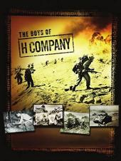Ver Pelicula The Boys of H Company Online