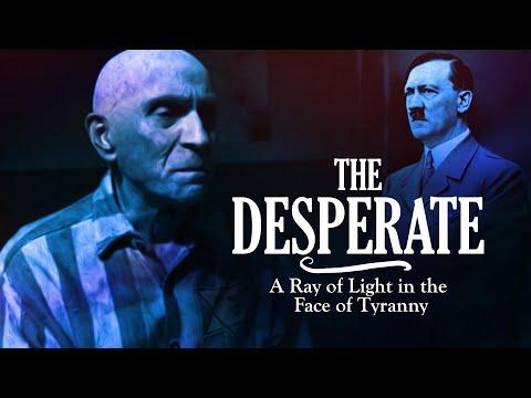 Ver El Desesperado: Un Rayo De Luz En La Cara De La