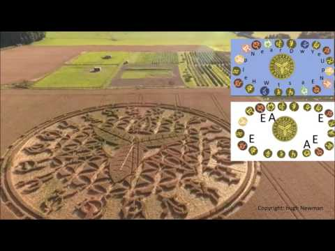 Let's solve crop circle mystery - Together