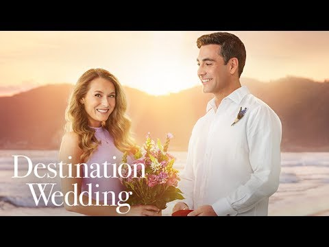 Destination Wedding starring Alexa PenaVega and Jeremy Guilbaut -  Hallmark Channel