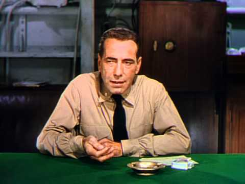 The Caine Mutiny - Trailer