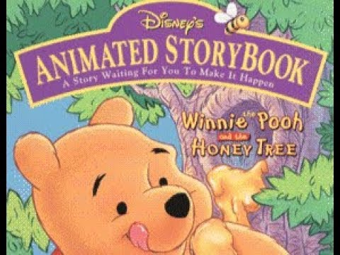 Winnie the Pooh and the Honey Tree: Animated Storybook - Full Gameplay/Walkthrough (Longplay)