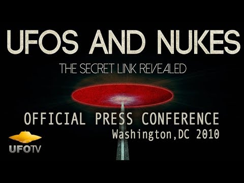 UFOTV Presents - UFOs and Nukes - Official Press Conference Washington, DC 2010
