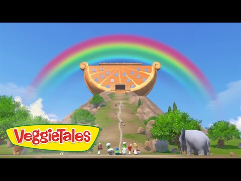 VeggieTales - Noah's Ark Official Trailer
