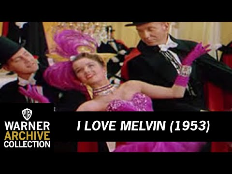 I Love Melvin (Original Theatrical Trailer)