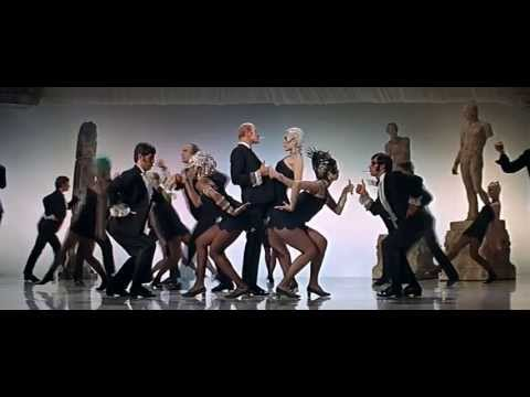 Sweet Charity - #Dance Scenes (The Aloof, The Heavyweight, The Big Finish)