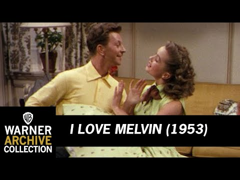 I Love Melvin (1953) – Where Did You Learn to Dance - Debbie Reynolds